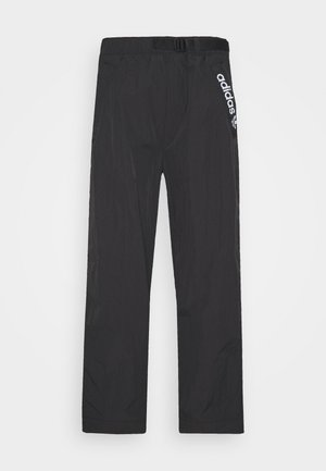 TRIAL PANT - Trousers - black