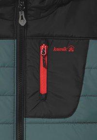 Kamik - VAN UNISEX - Winter jacket - cement - 4