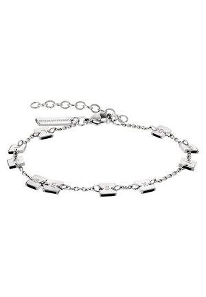 LIEBESKIND DAMEN-ARMBAND EDELSTAHL - Bracelet - silber