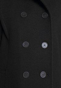 s.Oliver - LANGARM - Classic coat - black - 5