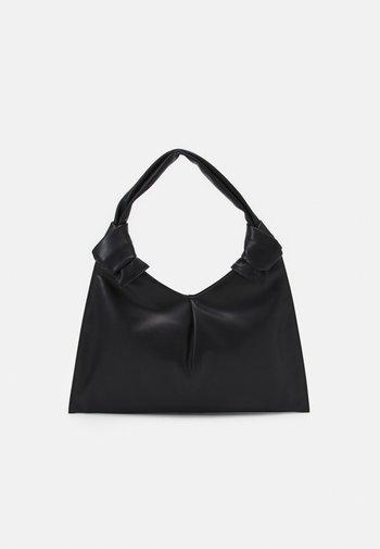 KNOT DAY BAG - Handbag - black