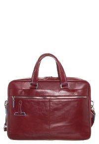 Piquadro - BLUE SQUARE - Briefcase - rosso - 1