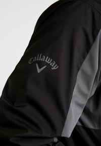 Callaway - BLOCK  WINDJACKET - Veste de survêtement - caviar - 4