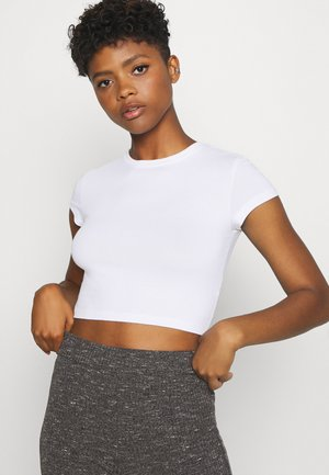 SABRA - T-shirt basic - white
