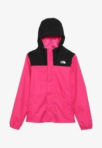 The North Face - RESOLVE  - Hardshell jacket - pink - 3