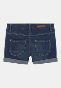 Name it - NKFSALLI - Denim shorts - dark blue denim - 1