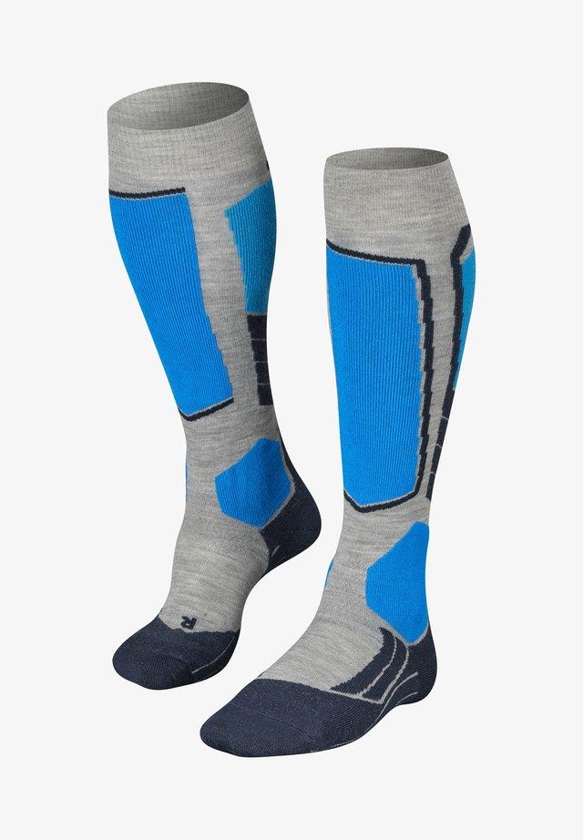 Sports socks - light grey (3400)