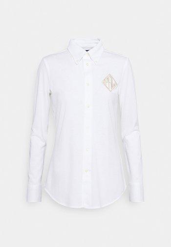 OXFORD - Blouse - white