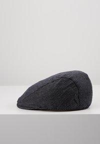 Burton Menswear London - PUPPYTOOTH  - Beanie - navy - 3