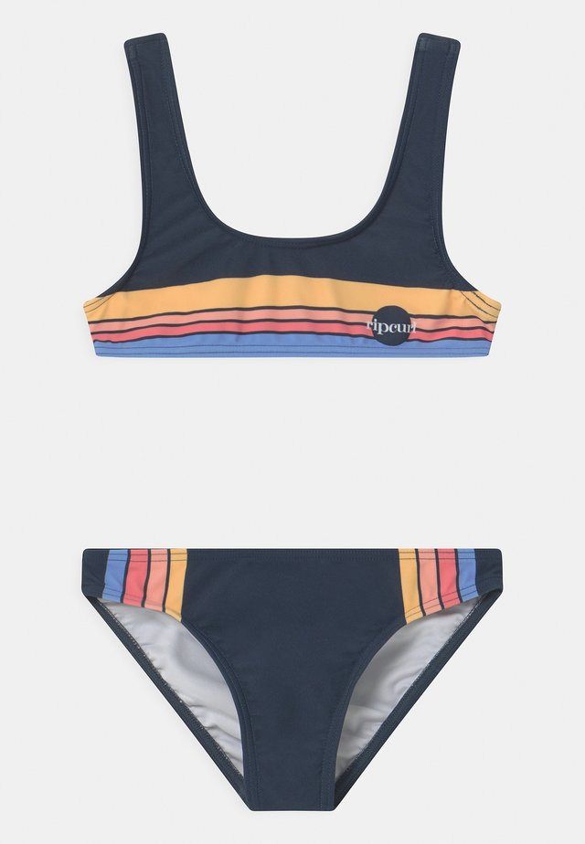 GOLDEN STATE SET - Bikini - navy