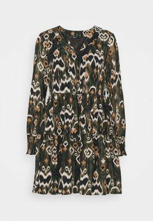 ONLELOISE SHORT DRESS - Day dress - kalamata