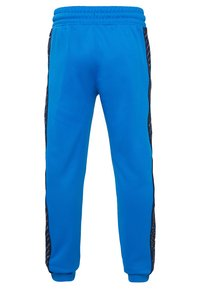 WE Fashion - MET TAPEDETAIL - Tracksuit bottoms - bright blue - 1