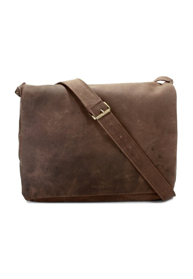 ANTIC (44 cm) - Across body bag - braun