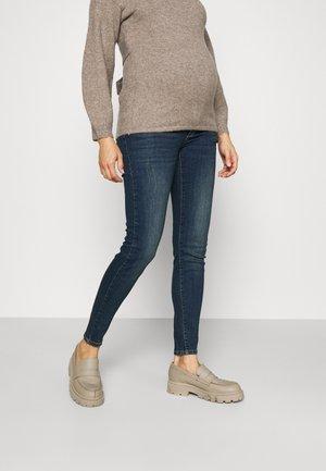 MLAREA - Jeans Skinny Fit - dark blue denim