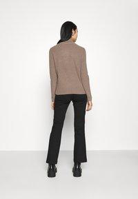 Topshop - Bootcut jeans - black - 2