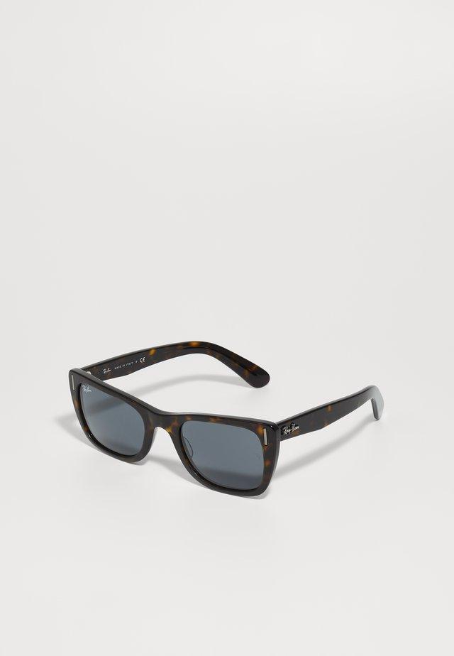 CARIBBEAN - Sluneční brýle - shiny havana