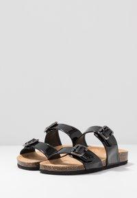 Anna Field - Slippers - black - 4