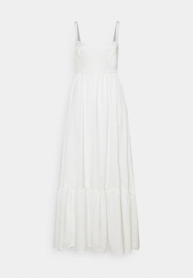 YASWINONA STRAP DRESS - Occasion wear - star white