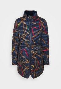 Lauren Ralph Lauren - MATTE FINISH COAT - Down coat - navy - 11