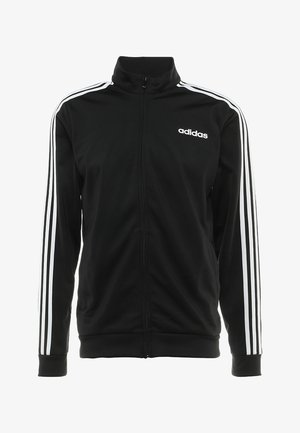 Training jacket - black/white