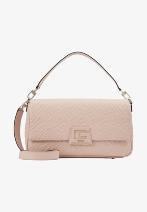 BRIGHTSIDE LARGE SHOULDER BAG - Håndveske - rosewood