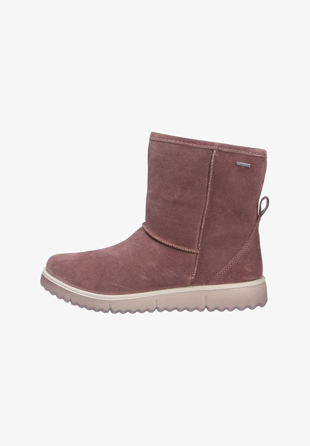 Ankle boots - darkclaygrau