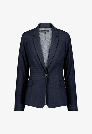TEXTURED TAILORED - Blazer - blue