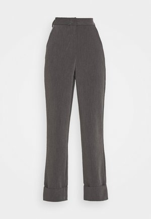 BLAISE TROUSER - Trousers - grey