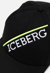 Iceberg - NEON UNISEX - Cap - black - 4