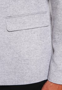 Pier One - Blazer jacket - light grey - 5
