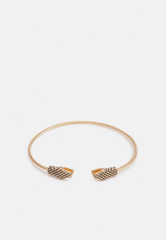 SNAKE CUFF - Bracciale - gold-coloured