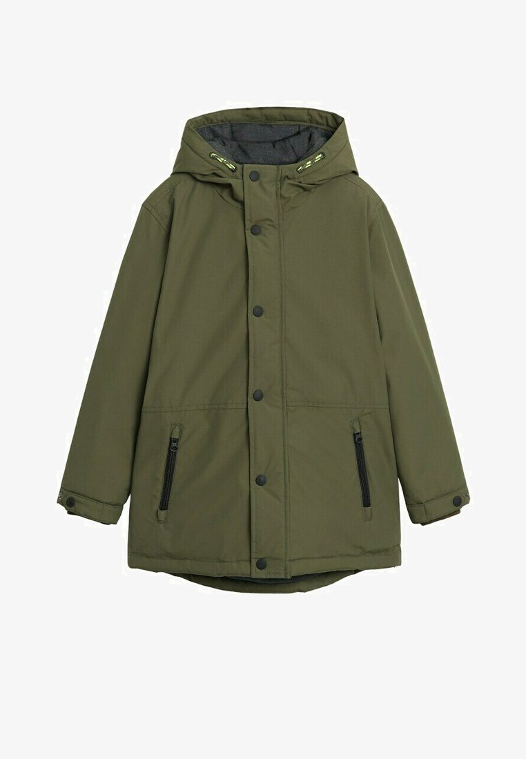 Mango - SUZI - Winter jacket - kaki