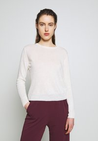 WEEKEND MaxMara - CANARIE - Pullover - weiss - 0