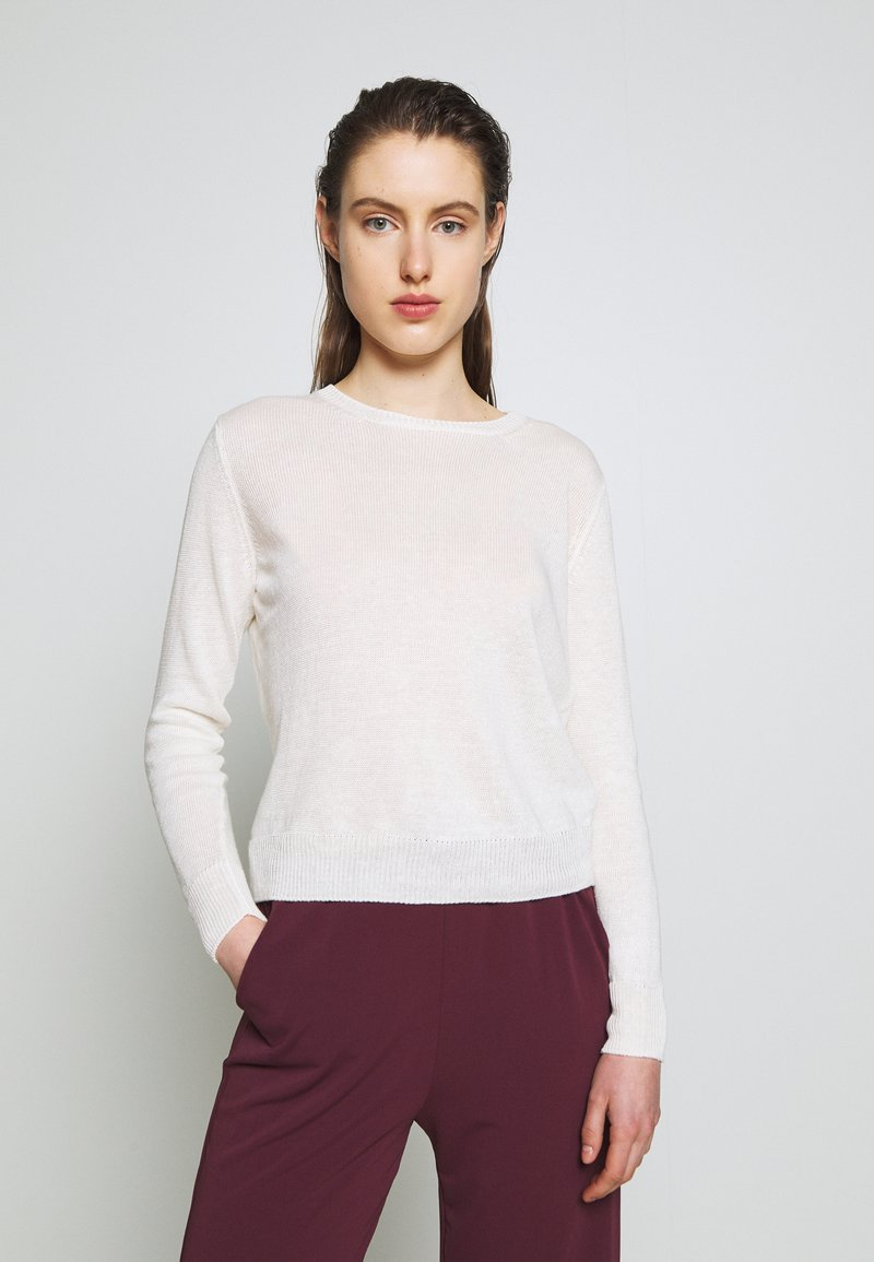 WEEKEND MaxMara - CANARIE - Pullover - weiss