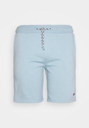 BRENNAN PLUS - Shorts - blue wave