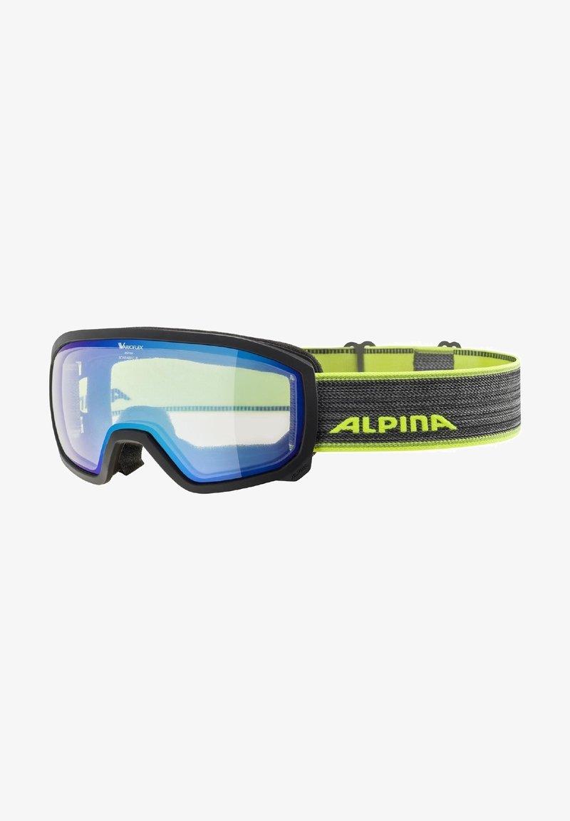 Alpina - Ski goggles - black (a7266.x.31)