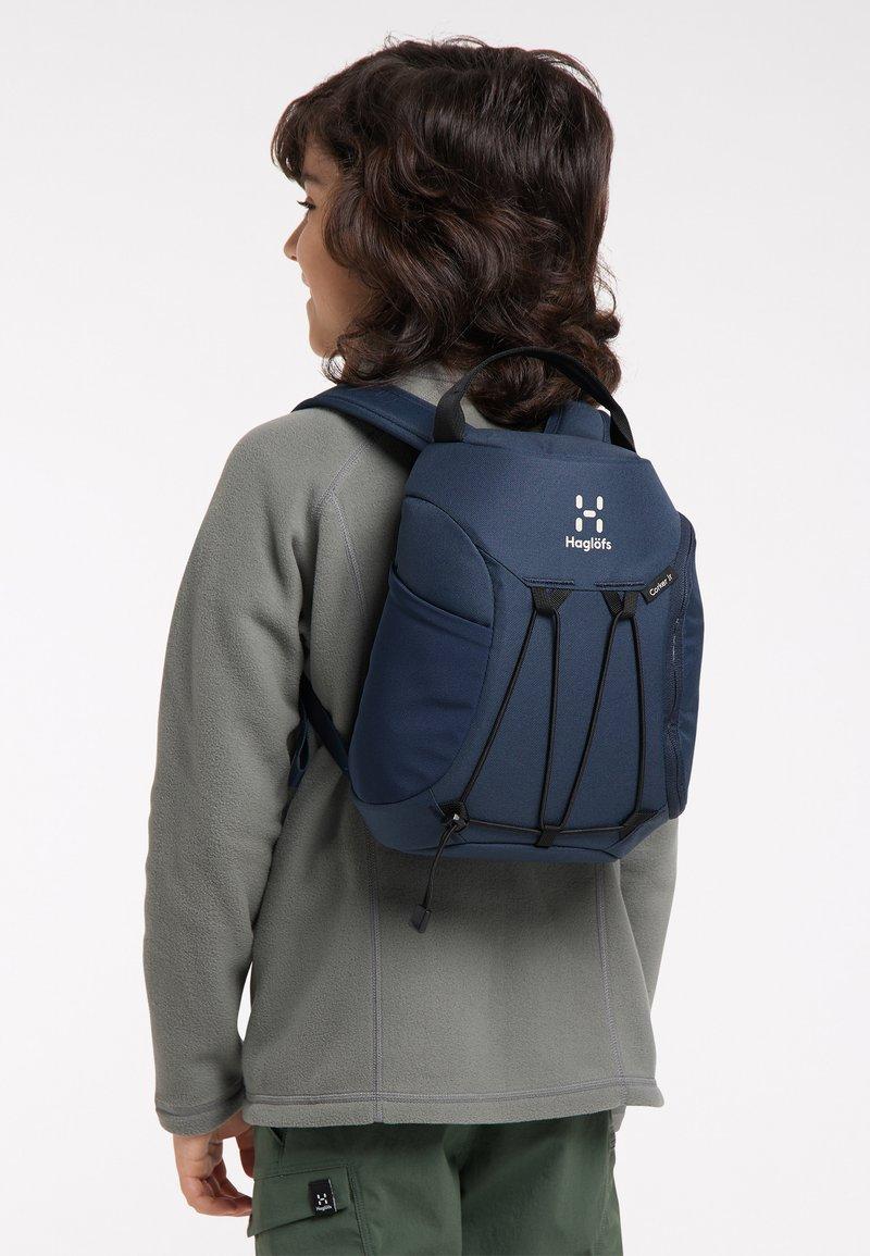Haglöfs - Hiking rucksack - tarn blue