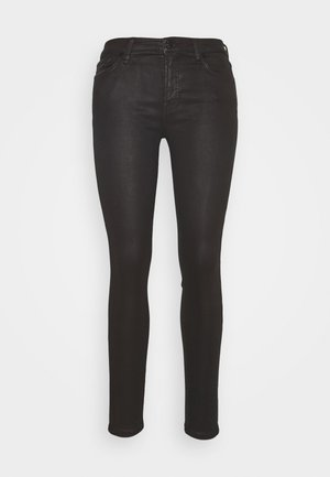 THE COASLIILL  - Jeans Skinny Fit - chocolate
