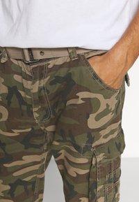 Schott - Shorts - kaki - 5