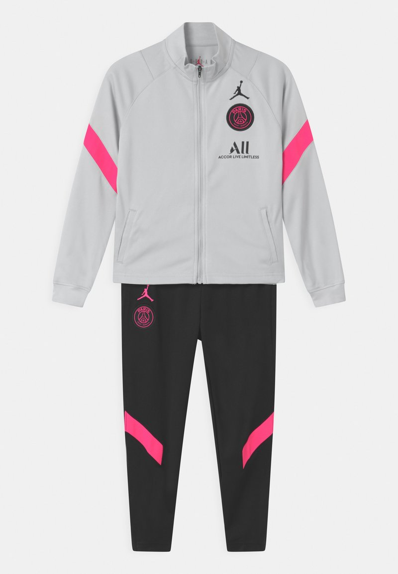 Nike Performance - PARIS ST GERMAIN SET UNISEX - Article de supporter - pure platinum/black/hyper pink