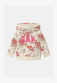 GAP - TODDLER GIRL LOGO  - Mikina - white - 0
