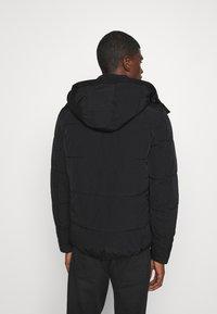 Calvin Klein - CRINKLE  - Zimní bunda - black - 2