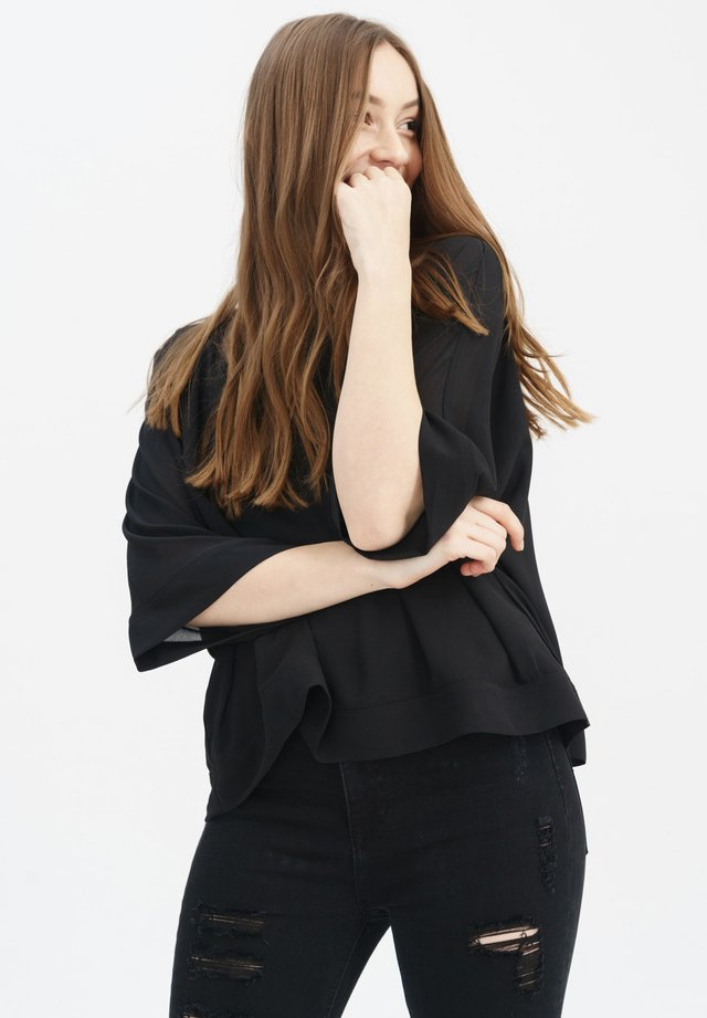 AMELIA - Blouse - black