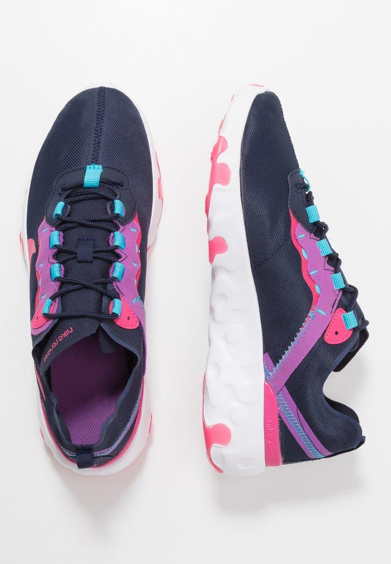 Nike Sportswear - RENEW 55 - Zapatillas - blackened blue/purple /blue fury/watermelon
