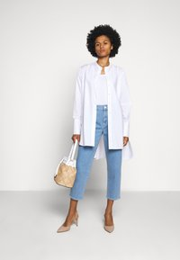 7 for all mankind - MALIA SIMPLICITY - Relaxed fit jeans - light blue - 1