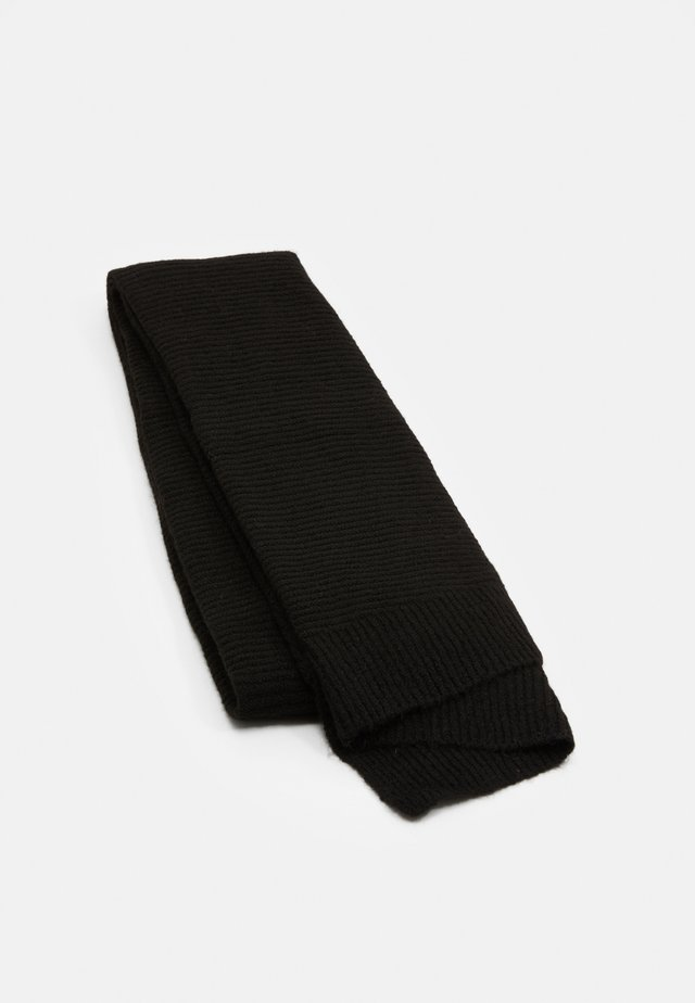PCBENILLA LONG SCARF - Szal - black