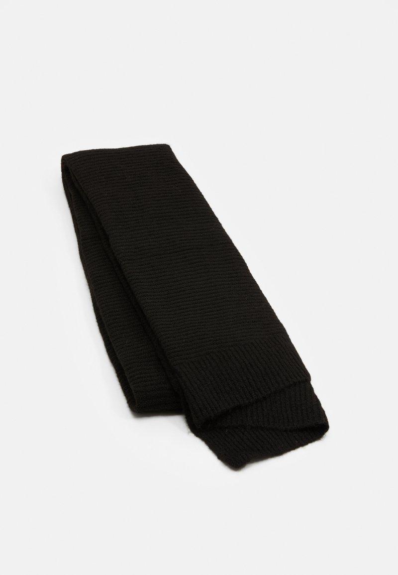 Pieces - Écharpe - black