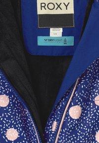 Roxy - ROSE  - Snowsuit - mazarine blue tasty hour - 2