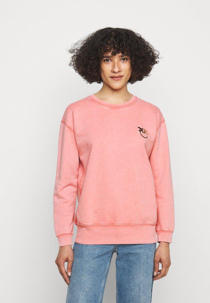 Pinko - SANO MAGLIA - Sweatshirt - pink