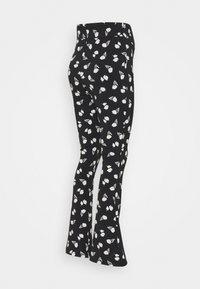 Cotton On - MATERNITY FLARE - Leggingsit - black - 1